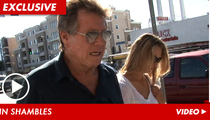 Ryan O'Neal -- My Family Is 'Falling Apart'