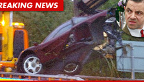 Mr. Bean CRASHES Super-Expensive Exotic Car -- Survives