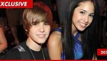 Bieber's Ex: Machete-Wielding Man Threatened to Kill Me