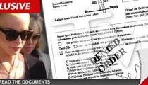 Lindsay Lohan -- Crazy Restraining Order Filed Against Her Is Denied