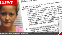 'Teen Mom' Jenelle Evans Arrested for Hanging with Druggie BF