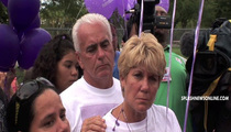 Casey Anthony's Parents Attend Caylee Memorial