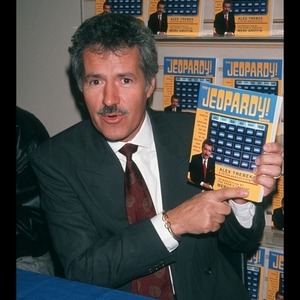 Alex Trebek -- The Man Behind the Moustache