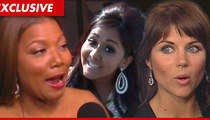 Queen Latifah, Snooki Tapped For 'Dancing with the Stars'