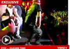 MC Hammer Defeats Juggalos w/ Mesmerizing Dance Moves