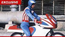 Original 'Captain America' -- Pissed He's Not in the New Movie