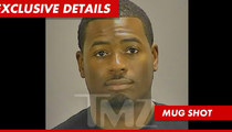Toya Carter -- BET Star's Hubby Arrested for Bringing Gun to Airport