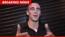Clark Gable's Grandson -- Charged with Lasering LAPD Chopper