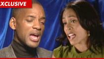 Will Smith and Jada -- 'Our Marriage Is Intact'