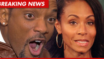 Will Smith's Son: My Dad Is NOT Getting a Divorce!