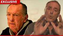 Al Davis Suggests Beef W/ Al Michaels Is Over Bogus Adultery Claim