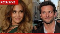 Jennifer Lopez & Bradley Cooper Go on a Dinner Date