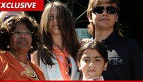 MJ Estate To Pay Katherine and Kids $30 Million