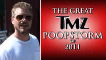Eric Dane -- I'm Expecting ... a Gender War to Erupt at TMZ