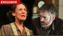 """""""Roseanne"""" Star Laurie Metcalf Served with Divorce Papers"""