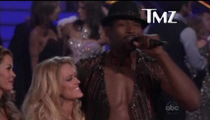 """World Peace Voted Out -- Ron Artest First to Leave """"Dancing With the Stars"""""""