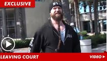 "Metal God Zakk Wylde -- Three Years of Protection From ""Mentally Ill"" Sacrificer"