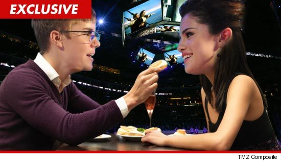 Dustin bieber dating selena gomez games