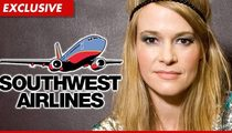 Southwest to 'L-Word' Star: Passengers Complained About 'Excessive' Lesbian PDA