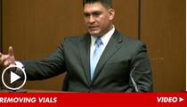 People vs. Dr. Conrad Murray -- Michael Jackson's Security Guard Alberto Alvarez Testifies