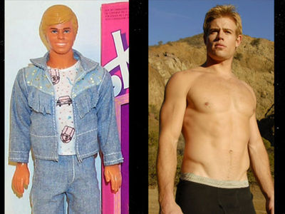 Trevor Donovan -- Just a Ken, Looking For His Real Life Barbie