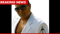 """""""King of Freestyle"""" Stevie B -- Arrested During His Own Concert"""
