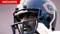 Walter Payton's Agent -- Sweetness WAS NOT Hooked on Drugs