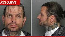 Wrestler Jeff Hardy -- Begins 10 Day Jail Sentence for Drug Conviction