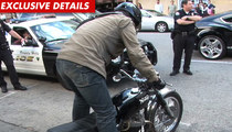 Keanu Reeves' Scrape with the Law