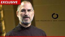 Steve Jobs -- Local Zen Center Holds Memorial in His iHonor