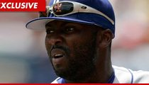 Milton Bradley -- Wife Alleges He Threatened to Shoot Her to Death