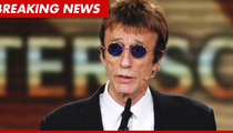 Bee Gees Singer Robin Gibb -- Hospitalized for Stomach Pain