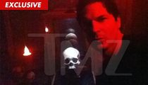 'Ghost Adventures' Star -- Violent Human-Skull Ghost is Haunting My House