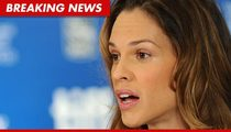 Hilary Swank -- Cleaning House After Chechnya Blunder