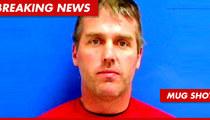 Ex-NASCAR Driver Jeremy Mayfield Arrested for Meth Possession