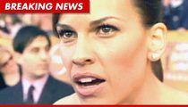 Hilary Swank -- Reportedly Axed By PR Team Over Chechnya Debacle