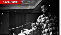 Heavy D -- The Final Recording Session [PHOTOS]