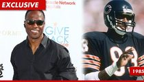 '85 Chicago Bears Star -- Someone JACKED My Super Bowl Ring!!!