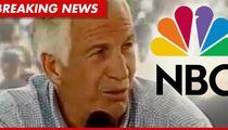 Jerry Sandusky on NBC -- 'I Shouldn't Have Showered With Those Kids'