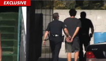 Selena Gomez' Alleged Stalker -- In Custody ... Again