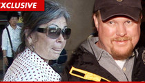 Roseanne Barr -- Ordered to Fork Over $40K to Ex-Husband Ben Thomas