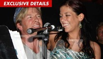 Jack Wagner -- United with Long Lost Daughter ... He Never Knew He Had One