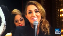 Miley Cyrus -- Calls Herself a 'Stoner' and a 'Pothead'