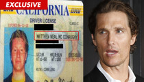 Not Matthew McConaughey to Not Mike Rowe -- Stop Complaining!