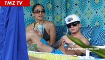 Jennifer Lopez and Casper Smart -- The Sexplanation