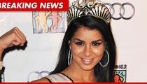 Miss USA Rima Fakih -- Arrested on Suspicion of Drunk Driving
