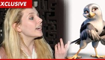 Abigail Breslin -- $65,000 for 4 HOURS of Acting in New Movie