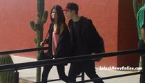 Justin Bieber & Selena Gomez -- Secret Wedding Trip to Cabo
