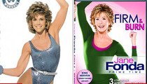 Jane Fonda: Good Genes or Good ... Spandex?