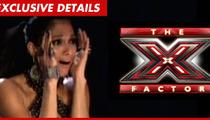 Nicole Scherzinger -- 30-Minute Crying Session After 'X Factor' Elimination